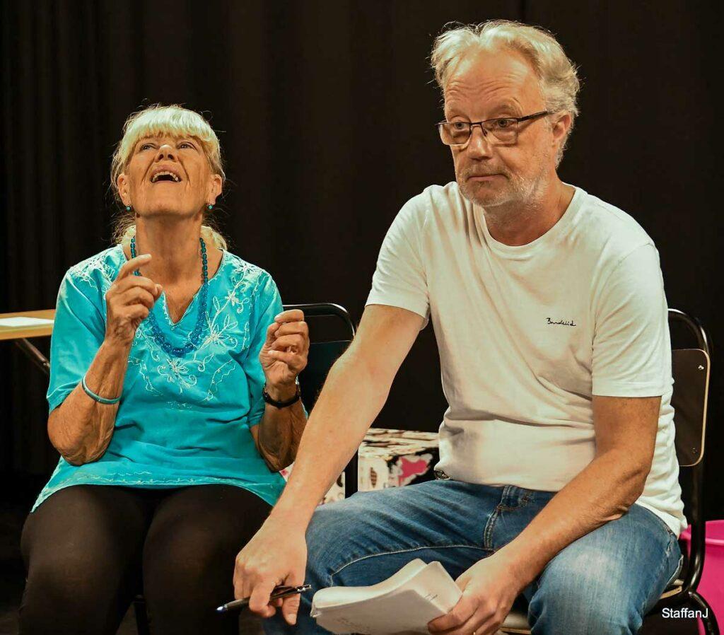 Ingegerd Andersson och Tommy Söderlund